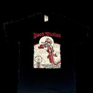 Yaotl Mictlan Color Print T-Shirt