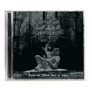 Dentro del Manto Gris de Chaac CD