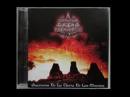 Guerrero de la tierra de los Muertos CD