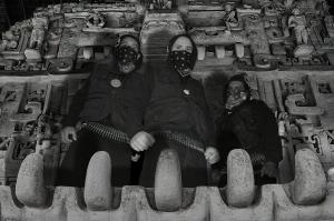 Yaotl Mictlan in the tombs