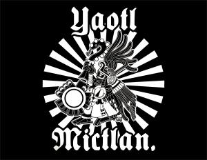 Yaotl Mictlan Tezcatlipocatl
